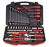 Connex COX566041 - Maletín de herramientas para profesionales (41 piezas)