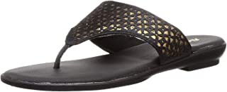 BATA Women's Velancia Th Fashion Slippers