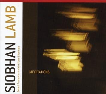 Lamb, Siobhan: Meditations
