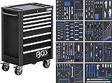 BGS 4114 | Carro de herramientas profesional | con 259 herramientas