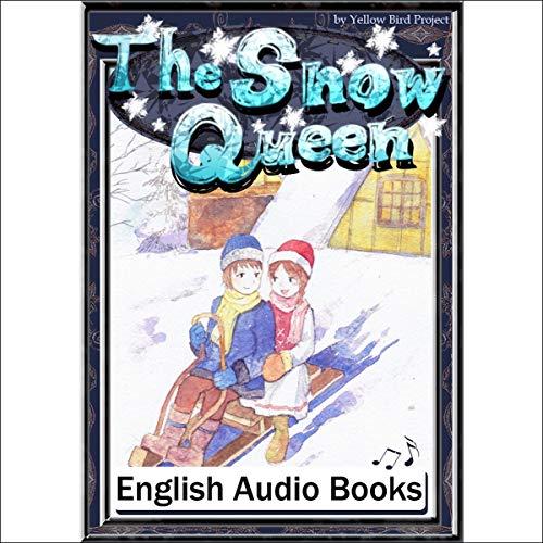 『The Snow Queen(雪の女王・英語版)』のカバーアート