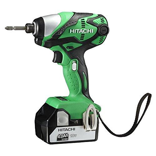 Hitachi WH18DSDLLW slagmoersleutel 4.0 Ah