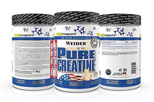 Weider Pure Creatine, Neutral, 600 g - 3