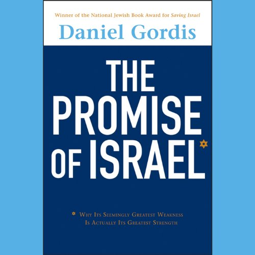 The Promise of Israel audiobook cover art