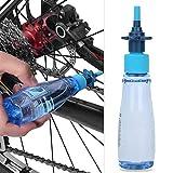 HelloCreate Fahrradschmiermittel Fahrradkettenschmiermittel Fahrradwartungsschmiermittel Fahrradöl für Staubrostschutz
