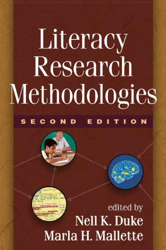 Compare Textbook Prices for Literacy Research Methodologies, Second Edition Second Edition ISBN 9781609181628 by Duke, Nell K.,Mallette, Marla H.