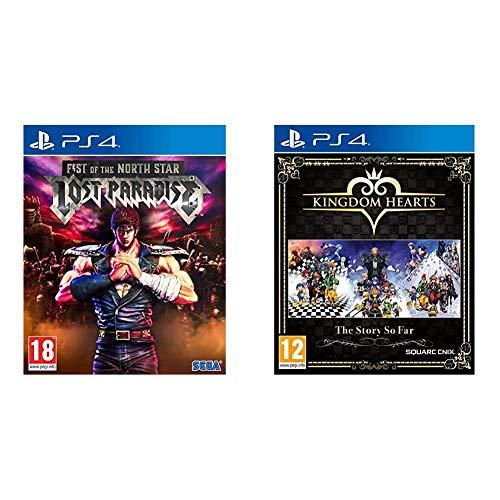 Fist of the North Star: Lost Paradise (Hokuto ga Gotoku) - PlayStation 4 & Kingdom Hearts The Story So Far PlayStation 4 Inglese/Sottititoli Italiani