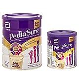 PediaSure Pack de 2 Complemento Alimenticio para Niños con Proteínas, Vitaminas y Minerales, Sabor...