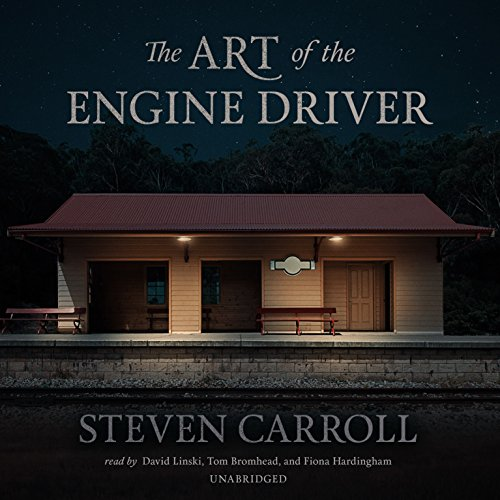 The Art of the Engine Driver audiobook cover art