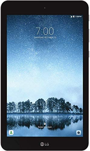 LG 2021 autumn and winter new Now free shipping LK460 G PAD F2 8.0 Refurbished Tablet 16GB Black