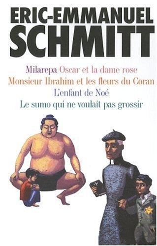 "Coffret ""Eric-Emmanuel Schmitt"" 5 volumes"
