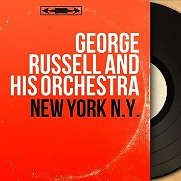 New York N.Y. (Stereo Version)