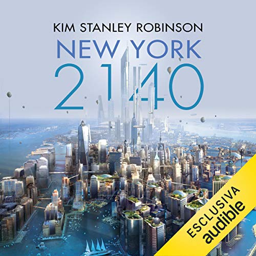 Page de couverture de New York 2140