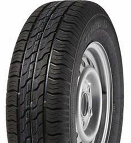GT Komplettrad 155R13, 84N, LK: 5/66,5/112, ET30, KargoMax ST-4000 für Anhänger