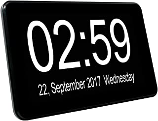 Globalwave Digital Alarm Clock - 10.1