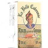 LA BELLE CAPRESSE Cubi Rhum Blanc 50° 2 L