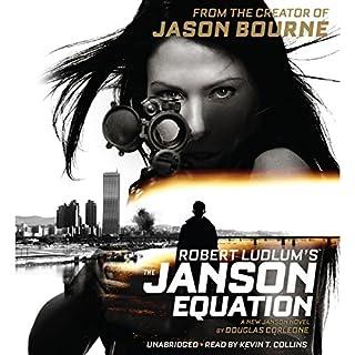 Robert Ludlum's (TM) The Janson Equation audiobook cover art