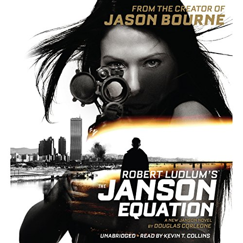 Robert Ludlum's (TM) The Janson Equation audiobook cover art