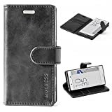 Mulbess Sony Xperia X Compact Case Wallet, Leather Flip