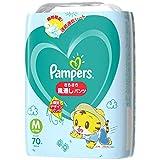 【パンツ Mサイズ】パンパース オムツ さらさら風通しパンツ しまじろうコラボ (6~11kg) 70枚