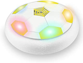 Kimy Colorful LED Lights Air Power Football -Best Gifts for Kids