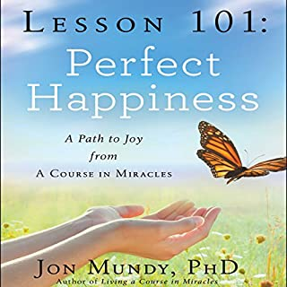 Lesson 101: Perfect Happiness audiobook cover art