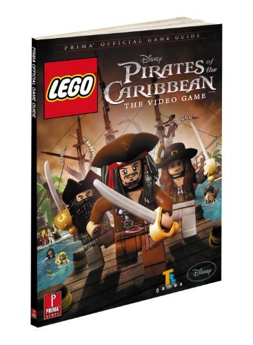 LEGO Pirates of The Caribbean: The Video Game: Prima Official Game Guide (Prima Official Game Guides) by Michael Knight (2011-05-10)