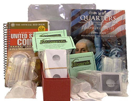 Flizzards 2021 220 Piece Coin Starter Supply Kit