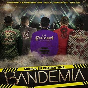 Bandemia (con Banda Los Mazatlecos, La Banda Que Hacía Falta)