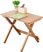 XXT mały kwadratowy stół do nauki stół bambusowy można podnieść składany dom stół jadalny 70 * 40 cm trwały