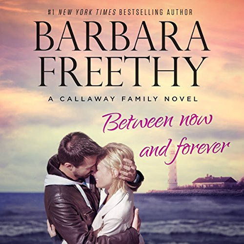 Between Now and Forever audiobook cover art