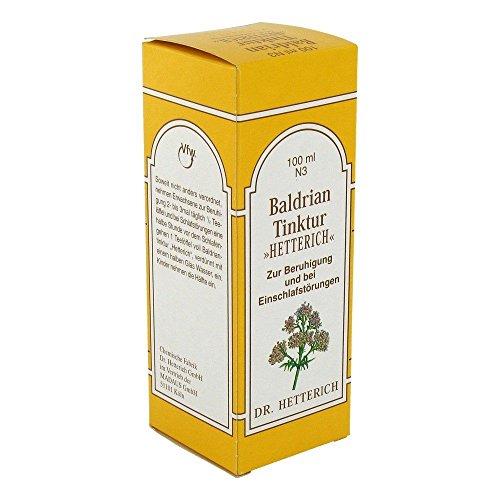 Baldriantinktur Hetterich Tinktur, 100 ml