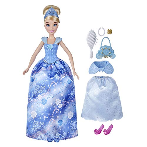 Disney Princess Style Surprise Cinderella Fashion Doll  $8.49 at Amazon
