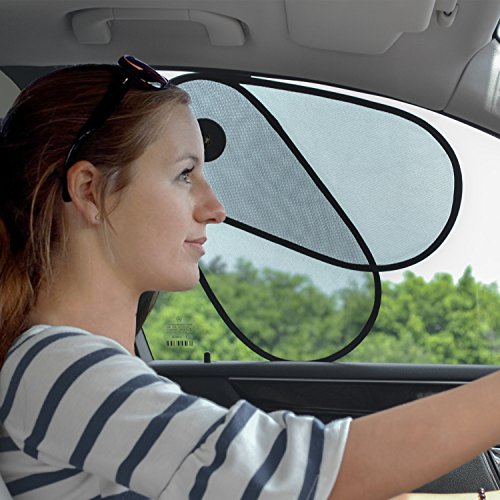 Product Image of the TFY Car Window Sun Shade Protector Shine Blocker
