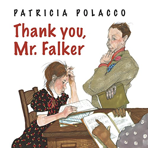 Thank You, Mr. Falker audiobook cover art