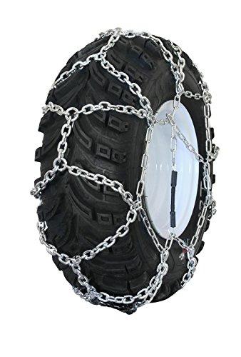 MaxTrac Peerless MTN-122 Garden Tractor/Snowblower Net/Diamond Style Tire Chains 15x6.00-6