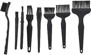 8 pcs Pincel Antiestático de Limpieza, Cepillo antiestático, Cepillo de Plumero, Brochas para el Mantenimiento de Placa Ba...