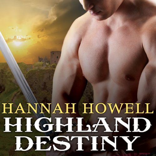 Highland Destiny audiobook cover art