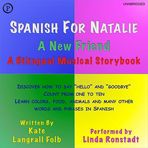 Spanish for Natalie cover art