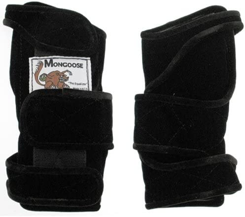 Mongoose Equalizer Wrist Seasonal Wrap Introduction Opening large release sale Hand Support- Left