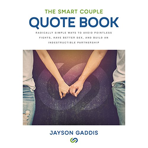 The Smart Couple Quote Book audiobook cover art