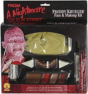 Best freddy krueger face mask Reviews