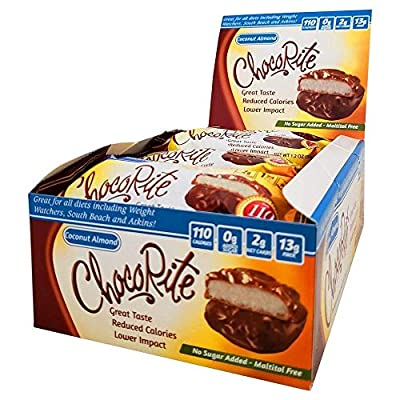 Chocorite High Fiber Snack