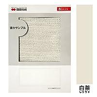 A4判塗りサンプル(ぬるもり テンダートップけいそう 白茶)[152]