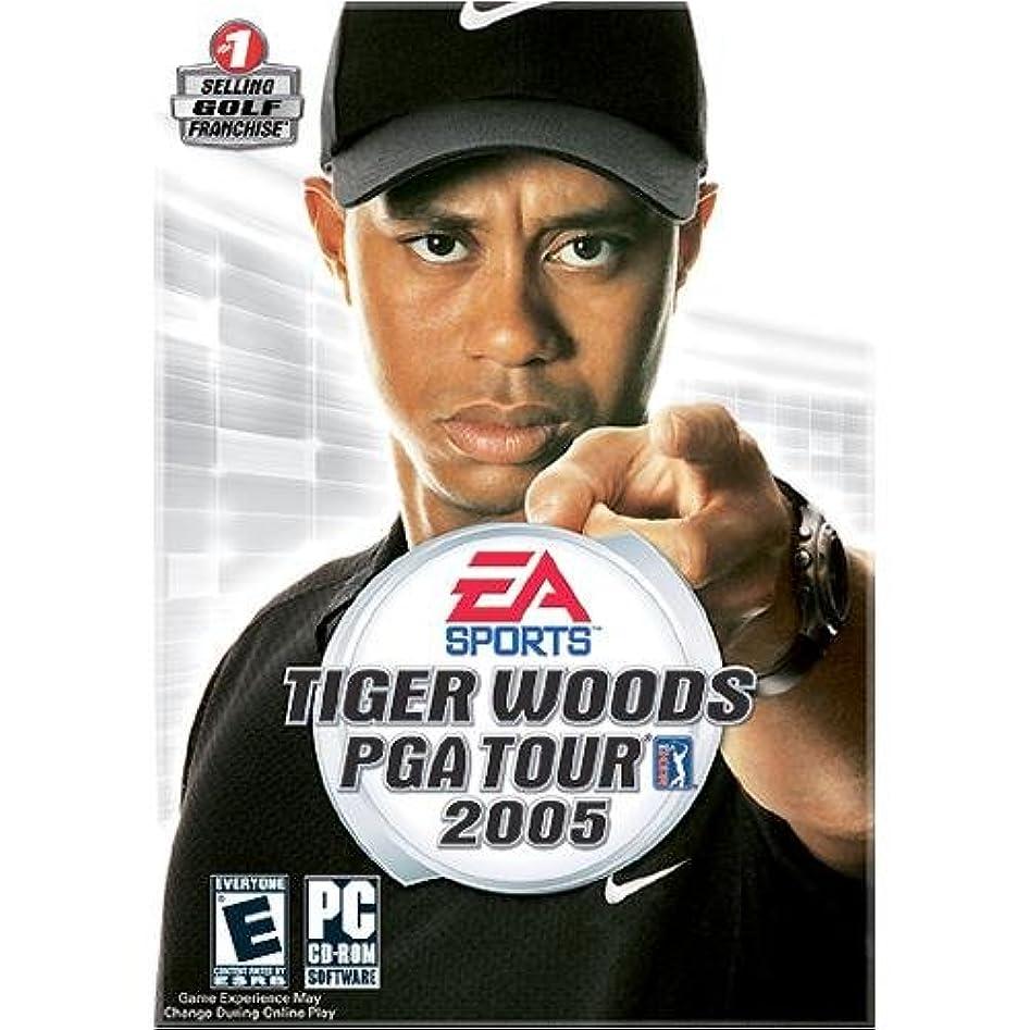 追加シリング遠足Tiger Woods PGA Tour 2005 (Jewel Case) (輸入版)