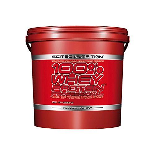 SCITEC Nutrition 100% Whey Protein Professional - 5 kg Chocolate Hazelnut