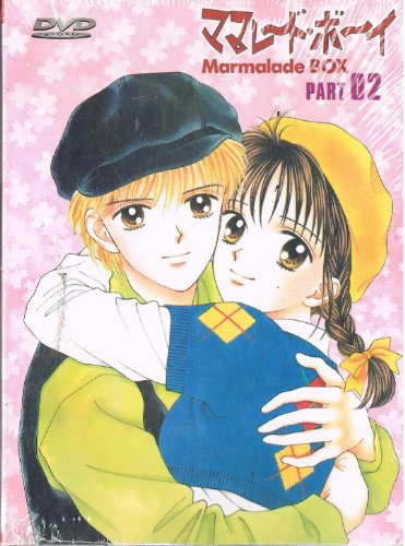 『Marmalade Box Part 02 Japan Cartoon DVD Format / Japanese Audio with English and Chinese Subtitles』のトップ画像