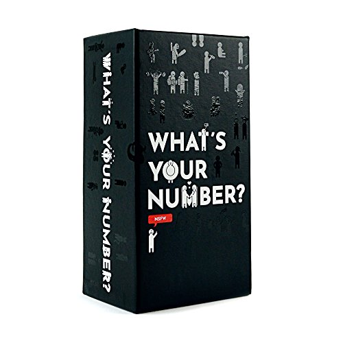 What's Your Number? Card Game: The Party...