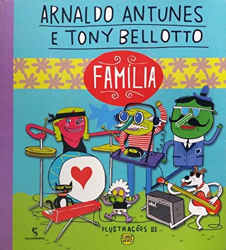 Família - Coleção Músicas Para Ler
