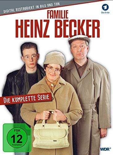 Familie Heinz Becker - Die komplette Serie (digital restauriert, 7 DVDs)